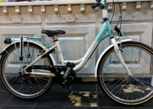 BNB bike flowerkid meisjesfiets