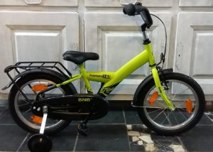 BNB bike kinderfiets jongens