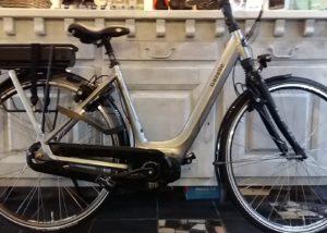 gazelle elektrische fietsen shimano steps middenmotor