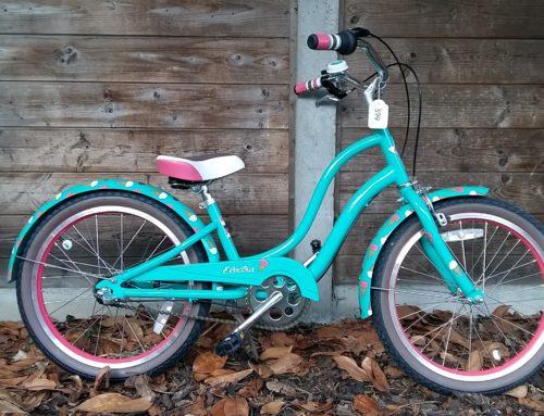 Electra Sweet Ride 20 nexus 3 meisjesfiets