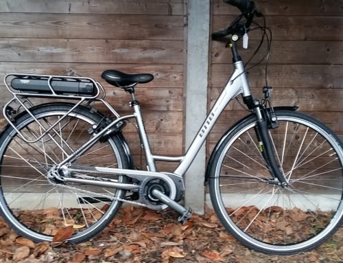 BNB bike Venice elektrische fiets
