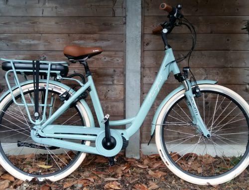 Beaufort Tavulia Celeste elektrische fiets
