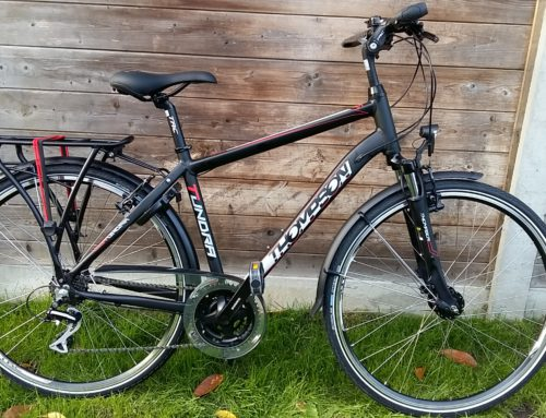 Thompson Tundra heer 21v allround fiets
