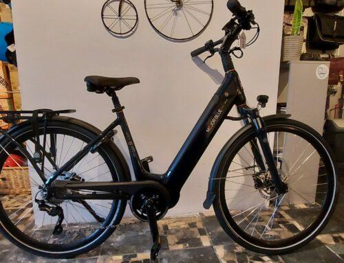 Jools Me'Jor Blue elektrische fiets