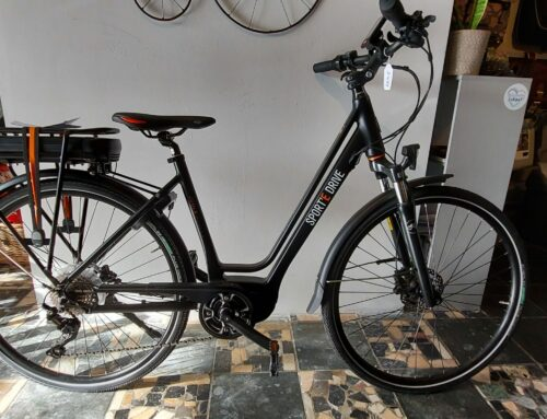Jools Sport E-Drive elektrische fiets